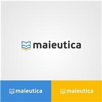 maieutica, Logo e Identidade, Educação & Cursos