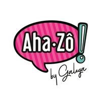 Aha-Zô! By Galega , Logo e Identidade, Roupas, Jóias & acessórios