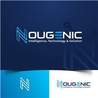 Nougenic - INTELLIGENCE, TECHNOLOGY & SOLUTION S/S. LTDA, Logo e Identidade, Computador & Internet