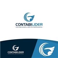 CONTABILIDER, Logo e Identidade, Contabilidade & Finanças
