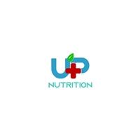 UP+ Industria e Distribuição de Alimentos Eireli, Logo e Identidade, Alimentos & Bebidas