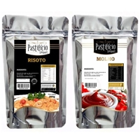 PASTIFÍCIO GOURMET, Embalagens de produtos, Alimentos & Bebidas