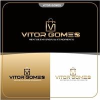 Vitor Gomes, Logo e Identidade, Consultoria de Negócios