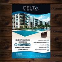 DELTA ADMINISTRADORA DE CONDOMÍNIOS LTDA, Peças Gráficas e Publicidade, Contabilidade & Finanças