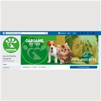 Pet Shop GARGAMEL, Logo e Identidade, Animais