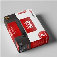 Nexvision / DVR 8 CANAIS 5 Megapixel, Embalagens de produtos, Tecnologia & Ciencias