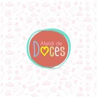 ATELIE DE DOCES, Logo e Identidade, Alimentos & Bebidas