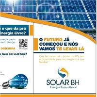 SOLAR BH - Energia Fotovoltaica, Apresentaçao, Paisagismo & Piscina