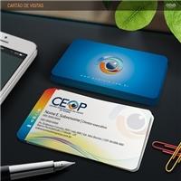 Centro Especializado em Olhos de Pombal - CEOP, Logo e Identidade, Saúde & Nutrição