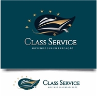 Class Service , Logo e Identidade, Automotivo