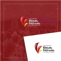 Igreja Batista Boas Novas, Logo e Identidade, Associações, ONGs ou Comunidades