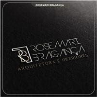 Rosemari Braganca Arquitetura e Interiores, Logo e Identidade, Arquitetura