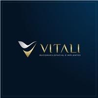 Vitali bucomaxilofacial e implantes , Logo e Identidade, Saúde & Nutrição