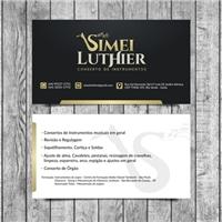 Simei Luthier, Logo e Identidade, Artes, Música & Entretenimento