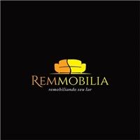 Remmobilia, Logo e Identidade, Decoração & Mobília