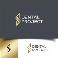 Dental Project, Logo e Identidade, Saúde & Nutrição