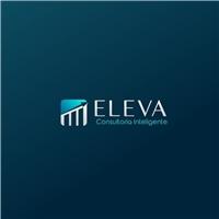 Eleva Consultoria Inteligente, Logo e Identidade, Consultoria de Negócios