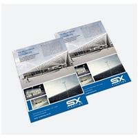 SX Lighting, Peças Gráficas e Publicidade, Outros