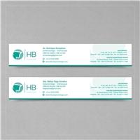 HBColoproctologia, Logo e Identidade, Saúde & Nutrição