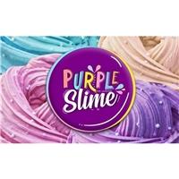 Purple slime, Logo e Identidade, Crianças & Infantil