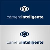 Câmera Inteligente, Logo e Identidade, Segurança & Vigilância