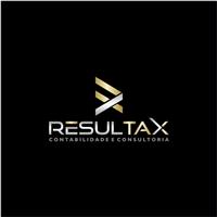 RESULTAX CONTABILIDADE E CONSULTORIA, Logo e Identidade, Contabilidade & Finanças