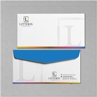 LITTERIS CONCURSOS PÚBLICOS, Logo e Identidade, Consultoria de Negócios