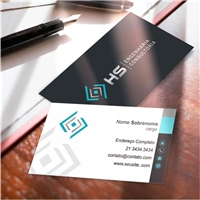 HS Engenharia e Consultoria, Logo e Identidade, Construção & Engenharia