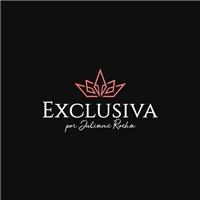 Exclusiva por Juliane Rocha, Logo e Identidade, Roupas, Jóias & acessórios