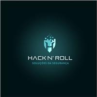 Hack N' Roll Soluções em Segurança, Logo e Identidade, Computador & Internet