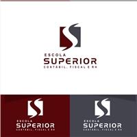 Escola Superior, Logo e Identidade, Educação & Cursos