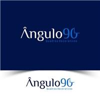 Ângulo90, Logo e Identidade, Decoração & Mobília