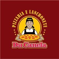 Pizzaria e Lanchonete Du Canela, Logo e Identidade, Alimentos & Bebidas