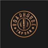 Roadhouse Tap Bar, Logo e Identidade, Alimentos & Bebidas