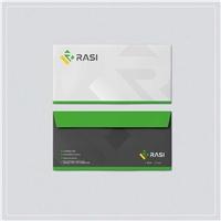 Rasi Indústria e Comércio Ltda., Logo e Identidade, Construção & Engenharia