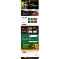 Fazenda Jupará Chocolates Artesanais, Web e Digital, Alimentos & Bebidas