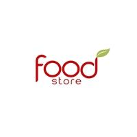 Food Store, Logo e Identidade, Alimentos & Bebidas