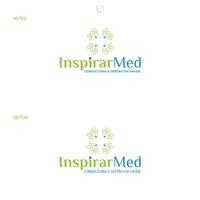 InspirarMed, Logo e Identidade, Consultoria de Negócios
