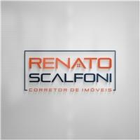 RENATO SCALFONI CORRETOR DE IMÓVEIS, Logo e Identidade, Imóveis