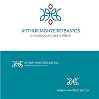 ARTHUR MONTEIRO BASTOS, Logo e Identidade, Saúde & Nutrição
