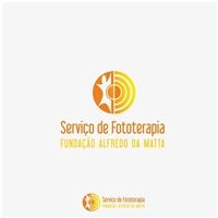 Serviço de Fototerapia da Fundação Alfredo da Matta, Logo e Identidade, Saúde & Nutrição
