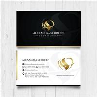 Alexandra Schreen , Logo e Identidade, Saúde & Nutrição