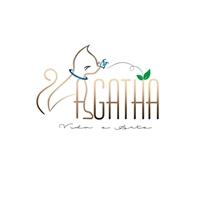 AGATHA VIDA E ARTE, Logo e Identidade, Beleza