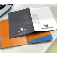 Energia Total - Energia Solar, Logo e Identidade, Metal & Energia