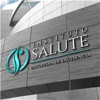 Instituto Salute, Logo e Identidade, Saúde & Nutrição