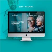 OITO PHARMA Medicamentos Especiais, Web e Digital, Saúde & Nutrição