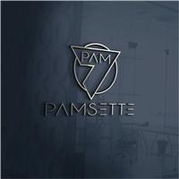 PamSette, Logo e Identidade, Roupas, Jóias & acessórios