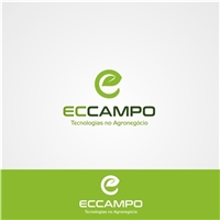 ECCAMPO - Tecnologias no Agronegócio, Logo e Identidade, Tecnologia & Ciencias