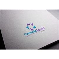 Conexão Social - Consultoria para ONGs, Logo e Identidade, Consultoria de Negócios
