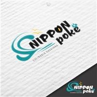 Nippon Poke, Logo e Identidade, Alimentos & Bebidas